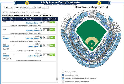 On Thursday, June 5, eBay listed two Joel Osteen tickets at $2,064 each.