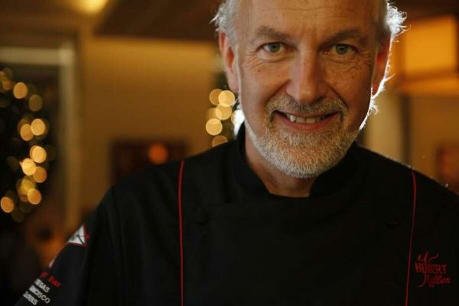 Hubert Keller. Photo: Mike Kepka, The Chronicle