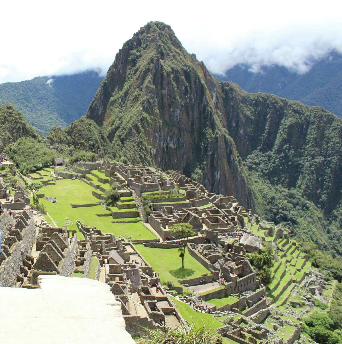 Machu Picchu, Peru (photo submitted by Chronicle reader Dipika Choukse of The Woodlands)