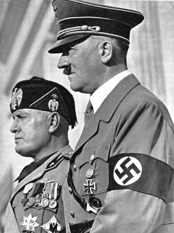 Article: Adolf HitlerNo. of revisions: 23,499 Photo: UniversalImagesGroup, Getty Images / Universal Images Group Editorial