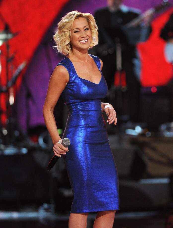 Kellie Pickler performs at ACM Presents an All-Star Salute to the Troops on Monday, April 7, 2014, in Las Vegas. (Photo by Chris Pizzello/Invision/AP) ORG XMIT: NVBR111 ORG XMIT: MER2014040800021637 Photo: Chris Pizzello, AP