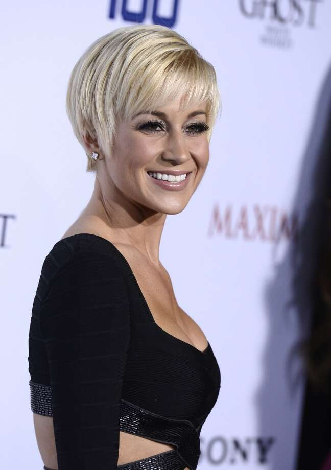 Singer Kellie Pickler arrives at the 2013 Maxim Hot 100 celebration at Vanguard on Wednesday, May 15, 2013 in Los Angeles. (Photo by Dan Steinberg/Invision/AP) Photo: Dan Steinberg, Dan Steinberg/Invision/AP