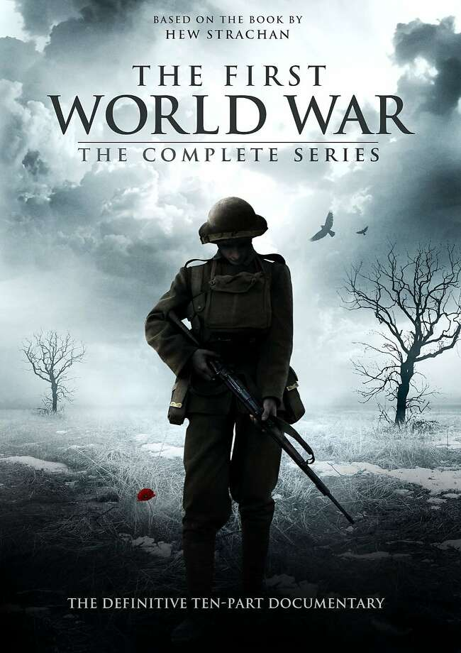 "dvd cover: ""The First World War: The Complete Series"" Photo: E-One"