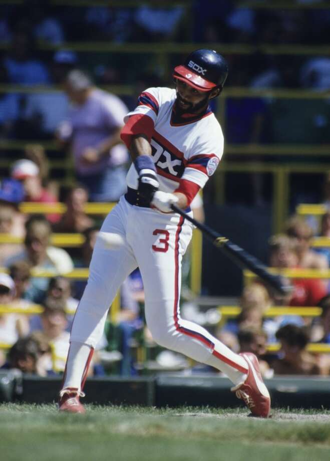 Harold BainesYear: 1977Drafted by: Chicago White SoxPosition: OutfieldCareer: 6× All-Star, World Series champion (2005). Photo: Ronald C. Modra/Sports Imagery, Getty Images