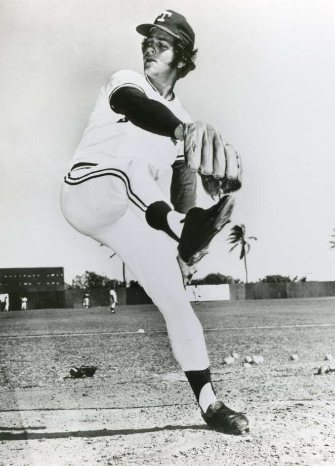 David ClydeYear: 1973Drafted by: Texas RangersPosition: PitcherCareer: David Clyde won his first ever Major League start - in front of 37,000 fans - the first sellout in Arlington Stadium history, then was hampered by injuries for the better part of the rest of his career. Photo: National Baseball Hall Of Fame L, MLB Photos Via Getty Images