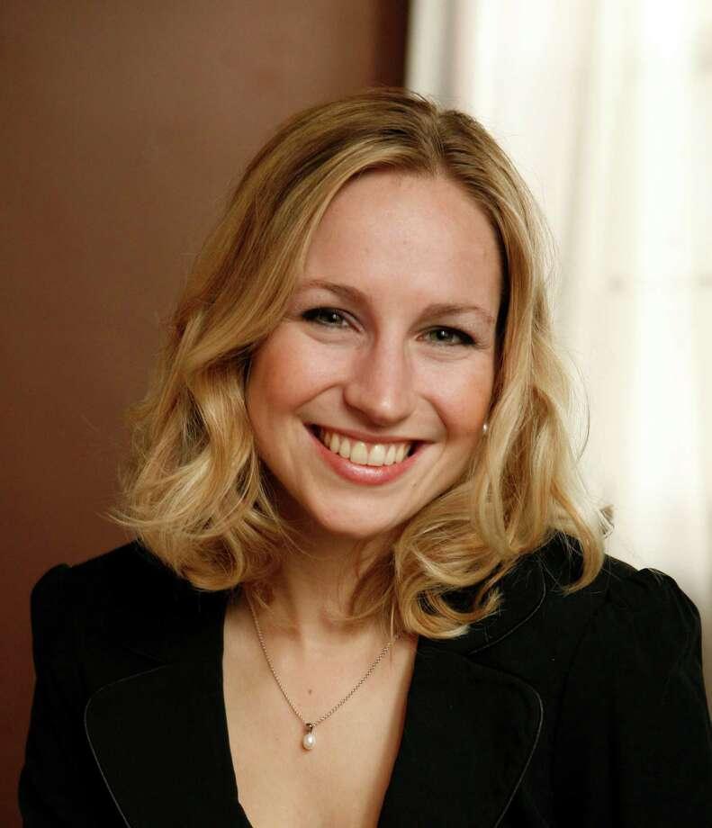 """Jocelyn Hagen composed """"Soft Blink of Amber Light"""" for the Houston Chamber Choir. Photo: Courtesy Photo"""