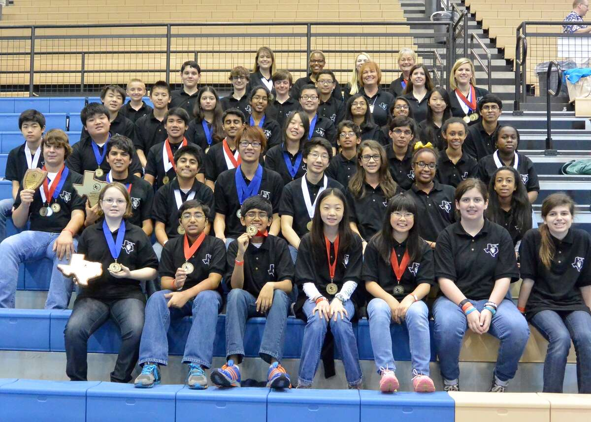 Pearland ISD Future Problem-Solving Program competitors brought home numerous awards from the state bowl. In addition, 11 students are advancing to the international conference.