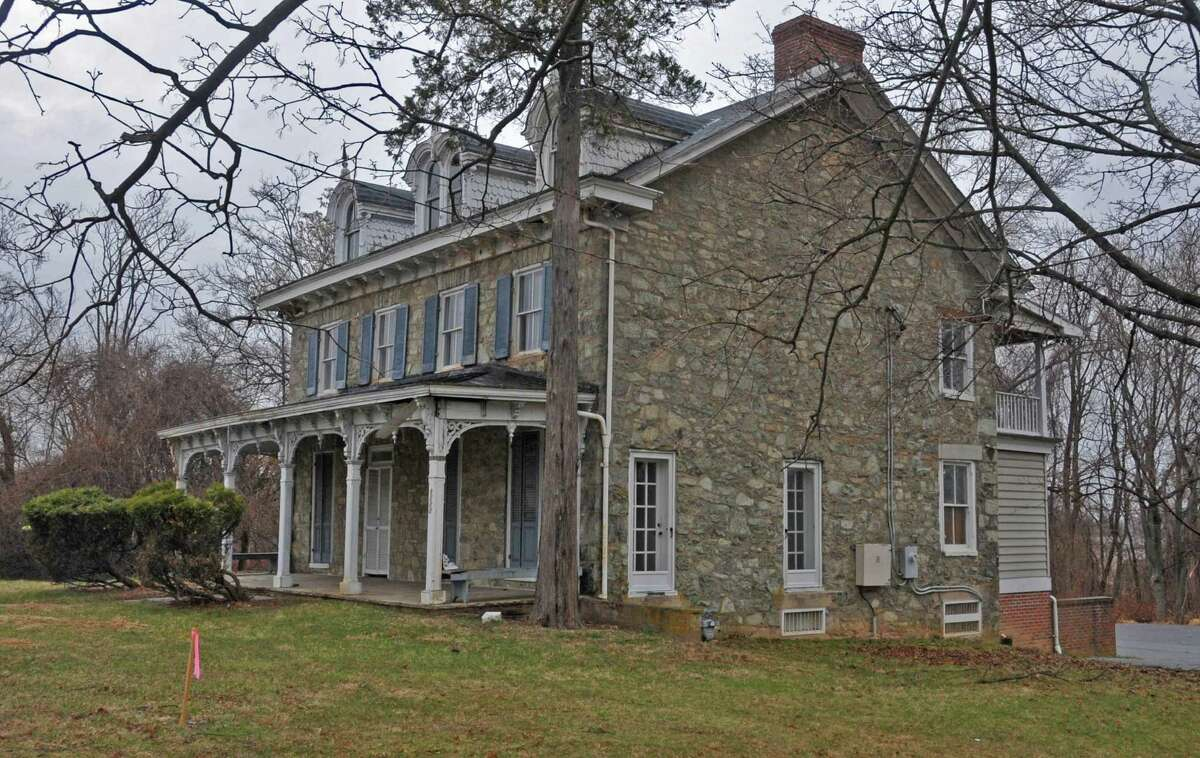 Randallstown, Md., has 10,421 homes, worth $1.9 billion, including this fine example that was built in 1810.