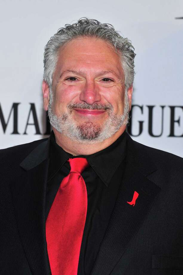 Tony Award nominee Harvey Fierstein arrives on the red carpet at the 67th Annual Tony Awards, on Sunday, June 9, 2013 in New York.  (Photo by Charles Sykes/Invision/AP) Photo: Charles Sykes / Invision