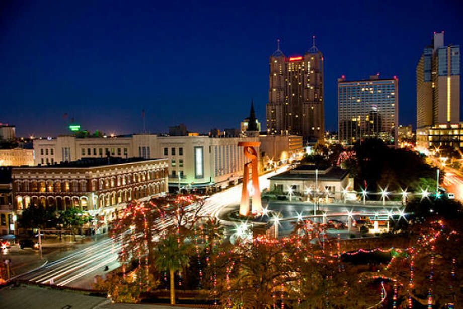 Family road trip number 4: San Antonio