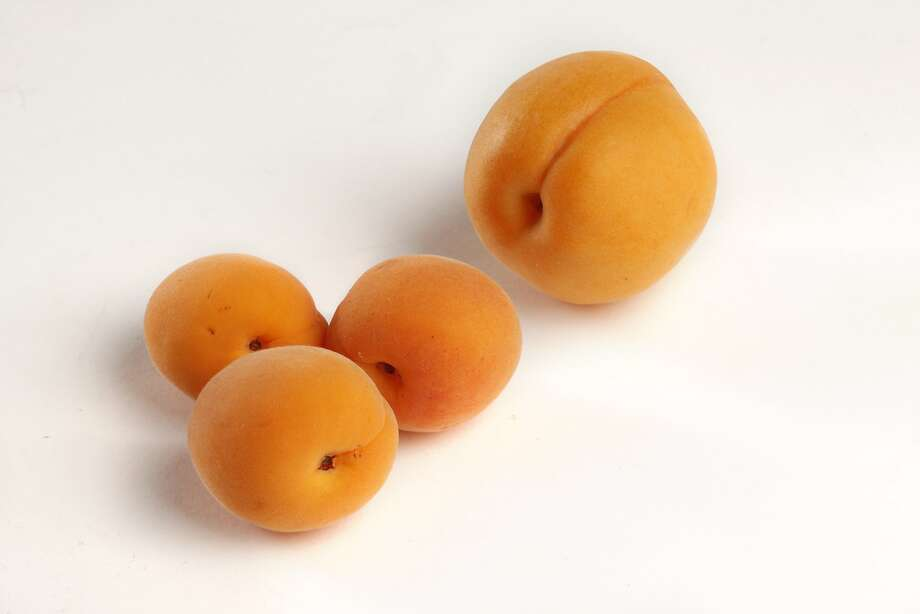 Apricots are a mainstay of dishes from jam to chicken. Photo: Craig Lee, Special To The Chronicle