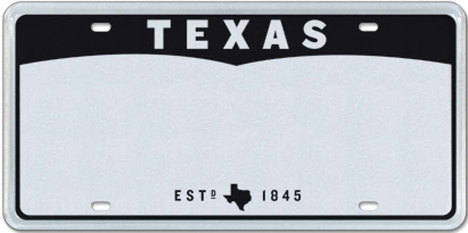 Western Yoke Photo: MyPlates.com & Texas Department Of Motor Vehicles