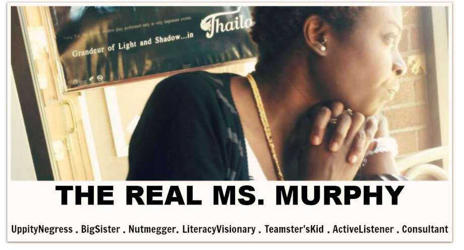 A screen grab from the blog of Ebony Murphy-Root. Murphy-Root emerged Thursday, June 5, 2014, as potential petitioning candidate for lieutenant governor in Conn. and running mate of Jonathan Pelto. Photo: Contributed Photo / Connecticut Post Contributed