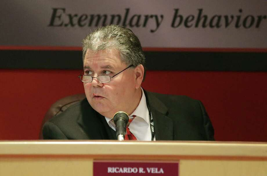 Southside ISD Superintendent Ricardo Vela  was hired in March. He is not the solution to the district's problems. Photo: Bob Owen / San Antonio Express-News / ©2013 San Antonio Express-News