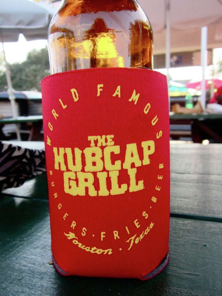 Use koozies on a regular basisHey, the weather can make our drinks get warm pretty quickly Photo: Alison Cook, Houston Chronicle