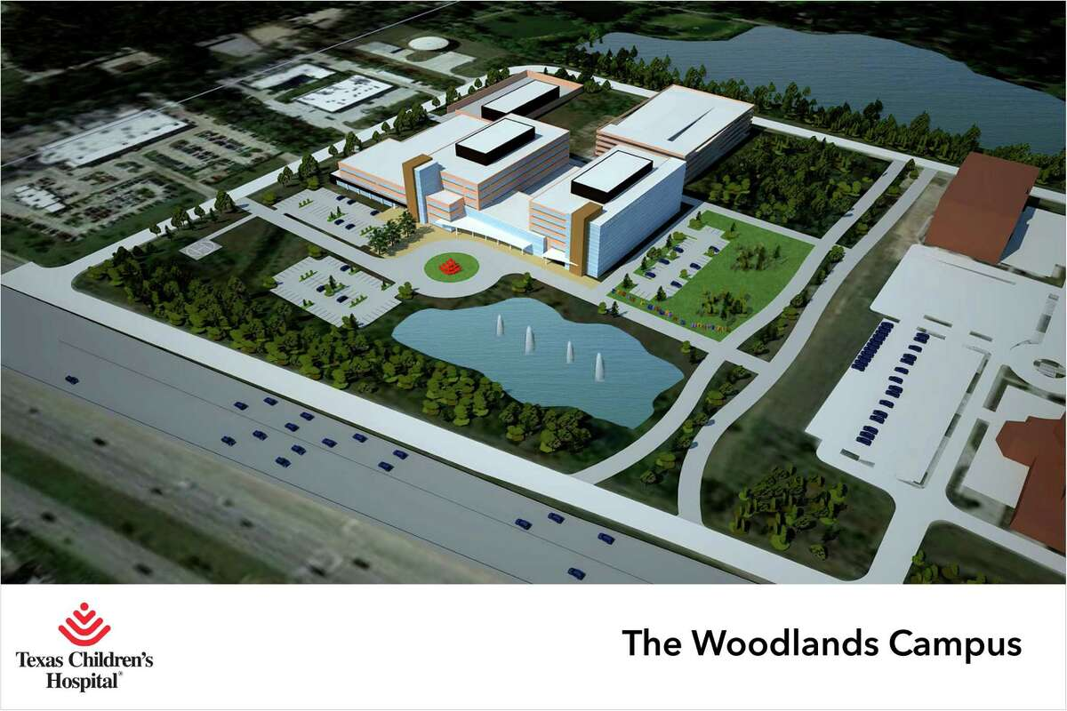 In January, Texas Children's Hospital broke ground on its 548,000-square-foot hospital in The Woodlands, which will include 24 emergency center rooms, 74 outpatient rooms, five radiology rooms, four operating rooms and 30 acute care beds at opening with plans of up to 200 beds