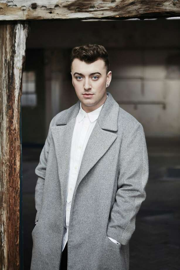 Sam Smith's album, 'In The Lonely Hour,' is the fastest selling debut of 2014 in the U.K. Photo: Capitol Records