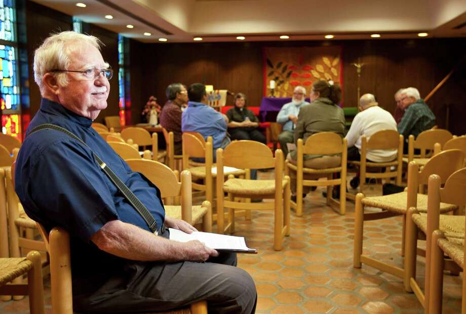 "The Rev. Rivers Patout was a chaplain of Seafarers Center at the Port of Houston. He was described as ""persistent and incredibly committed."" Photo: Nick De La Torre, Staff / © 2013 Houston Chronicle"