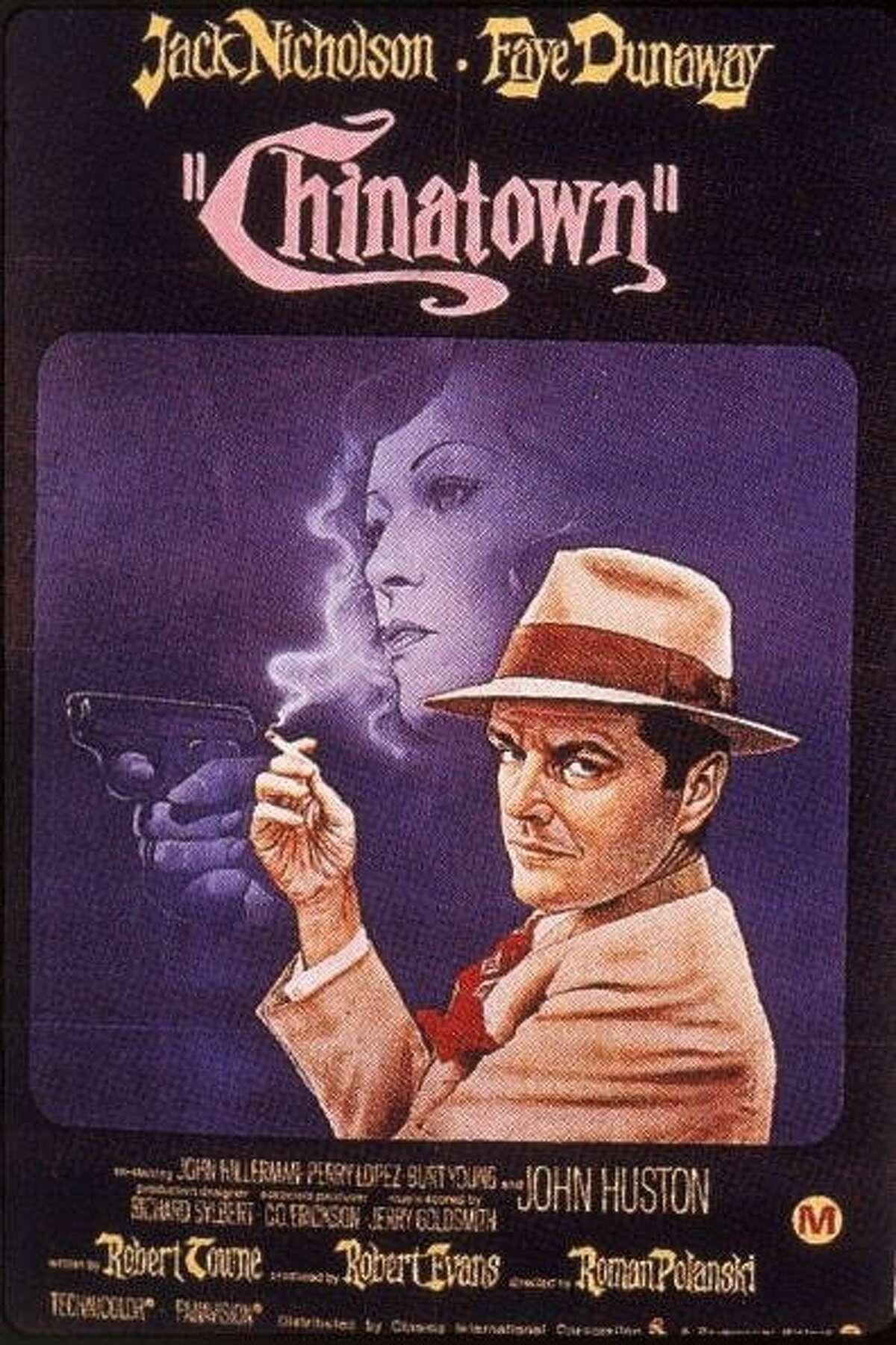 """""""Chinatown"""" poster"""