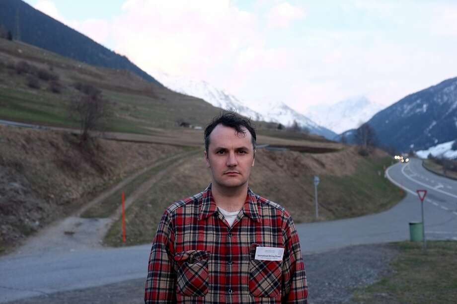 The voice of Phil Elverum of Mount Eerie is aura ideal for Huichica Festival's mellow setting. Photo: Courtesy Of The Band