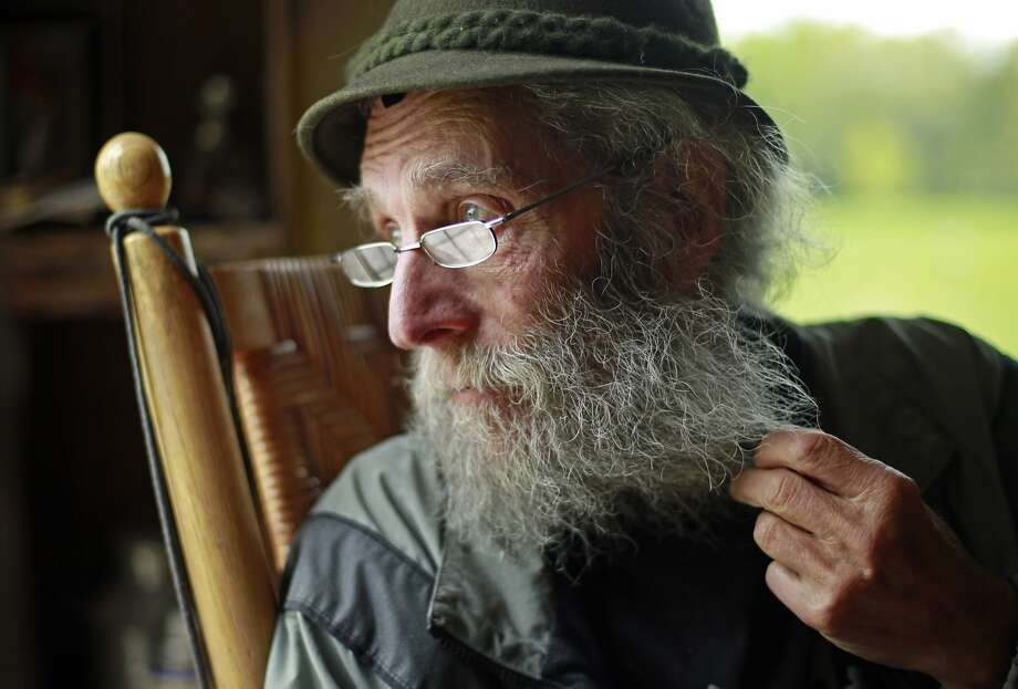 Burt Shavitz's face and his untamed beard are featured on Burt's Bees labels. Photo: Robert F. Bukaty, Associated Press