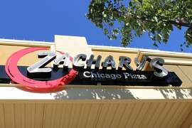 1. Zachary's Chicago Pizza 140 Crescent Drive: Founded in Oakland's Rockridge neighborhood in 1983 by Zach Zachowski and Barbara Gabel, who have since retired, Zachary's is now an employee-owned company. Its four East Bay locations include this Pleasant Hill spot, which packs in locals craving delicious, deep-dish pizza. (925) 602-7000. www.zacharys.com.