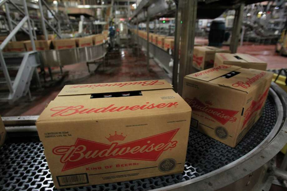 Anheuser-Busch's Houston plant produces 12 million barrels of beer a year. Its conservation efforts are saving a lot of water, company officials say. Photo: Mayra Beltran, Staff / © 2013 Houston Chronicle