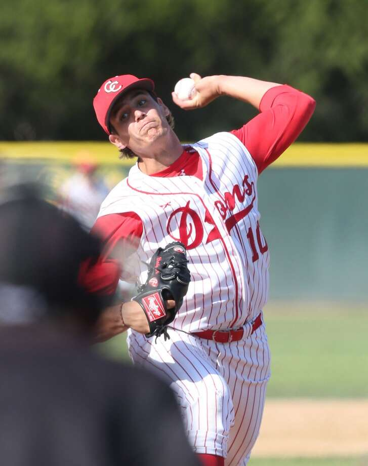 1st round - No. 1 overall  Brady Aiken, LHP, 6-4, 205, Cathedral Catholic HS (California) Photo: Four Seam Images, AP