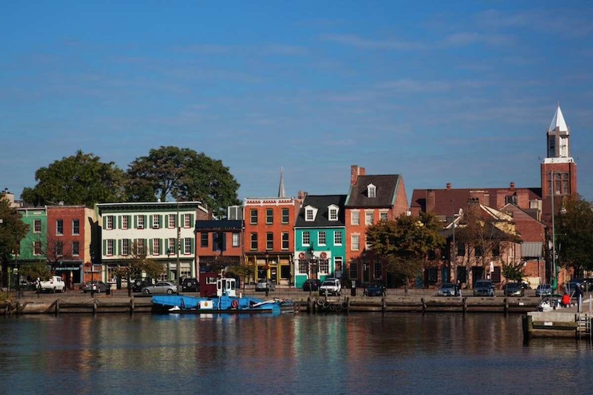 9. Baltimore, Maryland Millennial Population (20-34): 25% Millennial Population (20-34): 25%