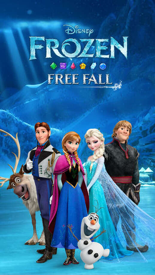 "19. Frozen Free Fall Daily revenue estimate: $56,165 Daily active users: 463,865 | Inspired by the recent Disney movie,  Frozen Free Fall is a match-three game featuring characters Anna, Elsa, Olaf, and more. The top in-app purchases for this game are fairly low priced, ranging from 99 cents to $2.99. The top purchase is a ""Large Pack of Snow"" for $2.99. Photo: Disney"