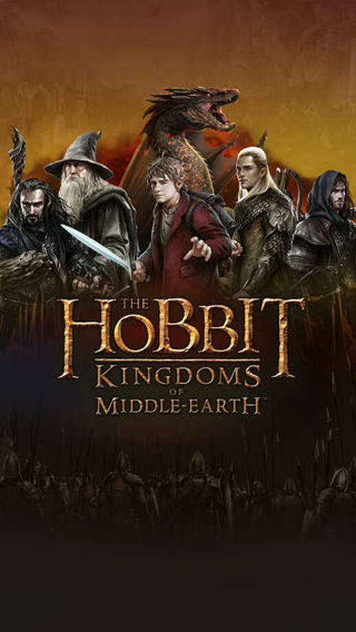 "14. The Hobbit: Kingdoms of Middle-earth Daily revenue estimates: $73,345 Daily active users: 295,201 | Embody an elf or dwarf to pacify the goblin threat in this massive multiplayer strategy game. Top in-app purchases are focused on ""Mithril,"" a metal from J.R.R. Tolkein's Middle-earth. Photo: Kabam"