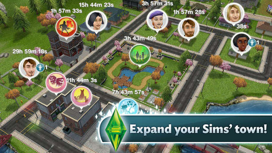 """13. The Sims FreePlayDaily revenue estimate: $77,277 Daily active users: 744,999 