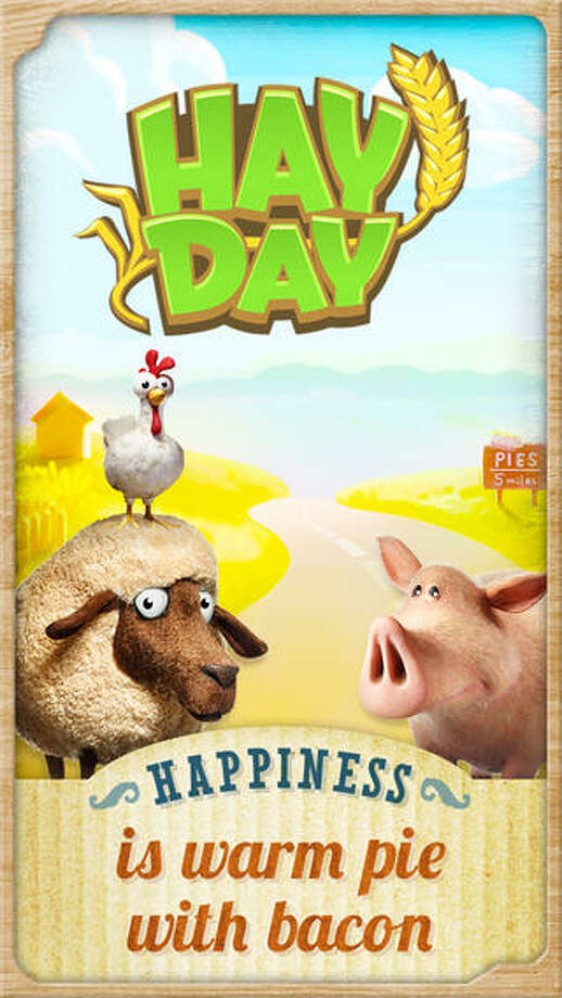 "5. Hay Day Daily revenue estimate: $218,406 Daily active users: 1,543,518 | Hay Day is a farming game with crops to harvest, livestock to tend, and land to clear. In-app purchases involve ""diamonds"" and ""coins"" in various quantities. The top-seller is a ""Pile of Diamonds"" for $1.99. Photo: Supercell"