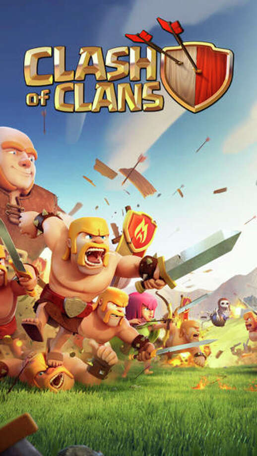 "1. Clash of Clans Daily revenue estimate:  $1,140,600 Daily active users: 3,879,025 | In this combat strategy game, players train troops, build a village, and battle other online players. The top in-app purchase is ""Pile of Gems"" for $4.99. Photo: Supercell"