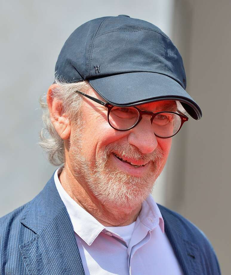 It's Steven Spielberg. Photo: Gustavo Caballero, Getty Images
