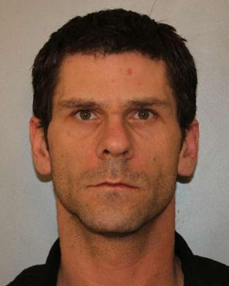Michael P. Morgan, 36, of Pownal, Vt. (State Police)
