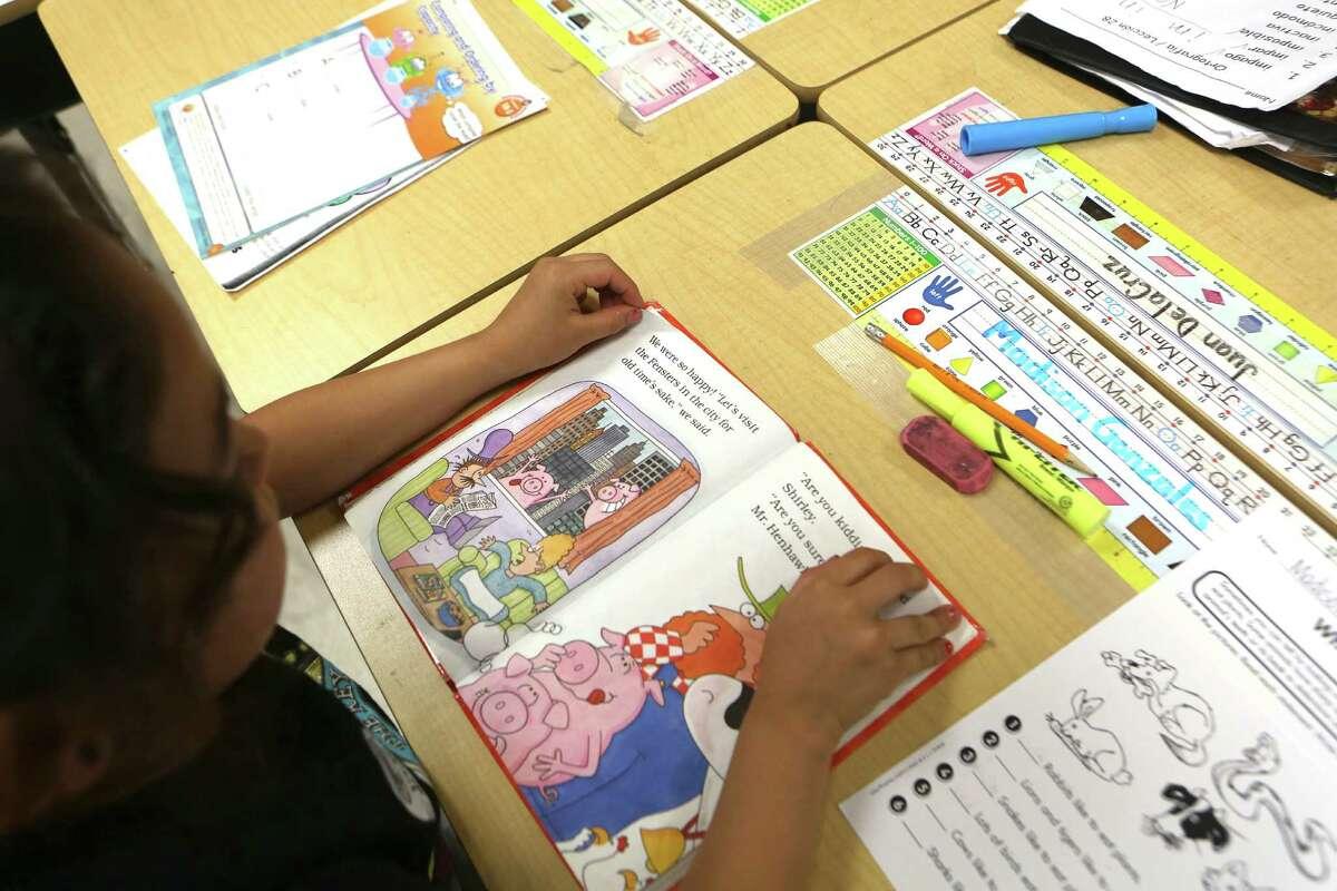99. Lacoste Elementary School , Medina Valley I.S.D.Academics grade: A-Teachers grade: B+Culture and diversity grade: B