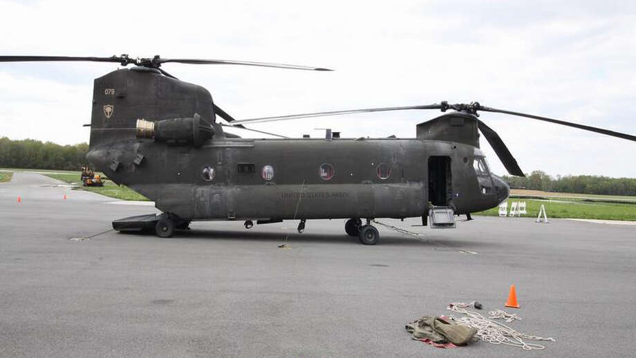 Need to fly around with 54 of your closest friends?Too bad, because somebody already snapped up this Boeing CH-47D Chinook helicopter (sold as-is) for $2.5 million, but check out some other cool stuff you can buy from the federal government in this slideshow.Click through the photos to see what else you can buy. Photo: Gsaauctions.gov