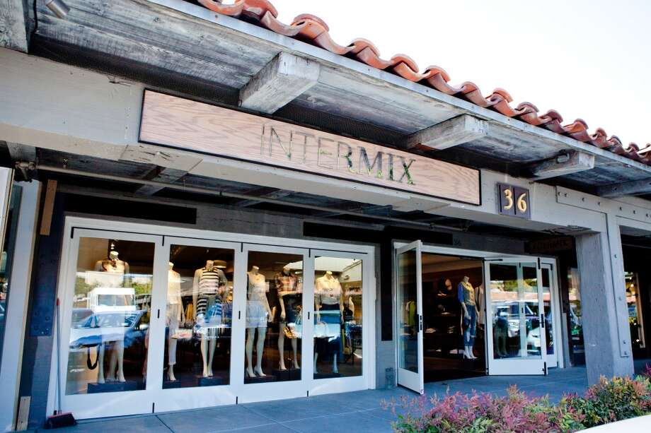 Intermix Palo Alto is the company's 38th store. Photo: Noriko Shiota Slusser