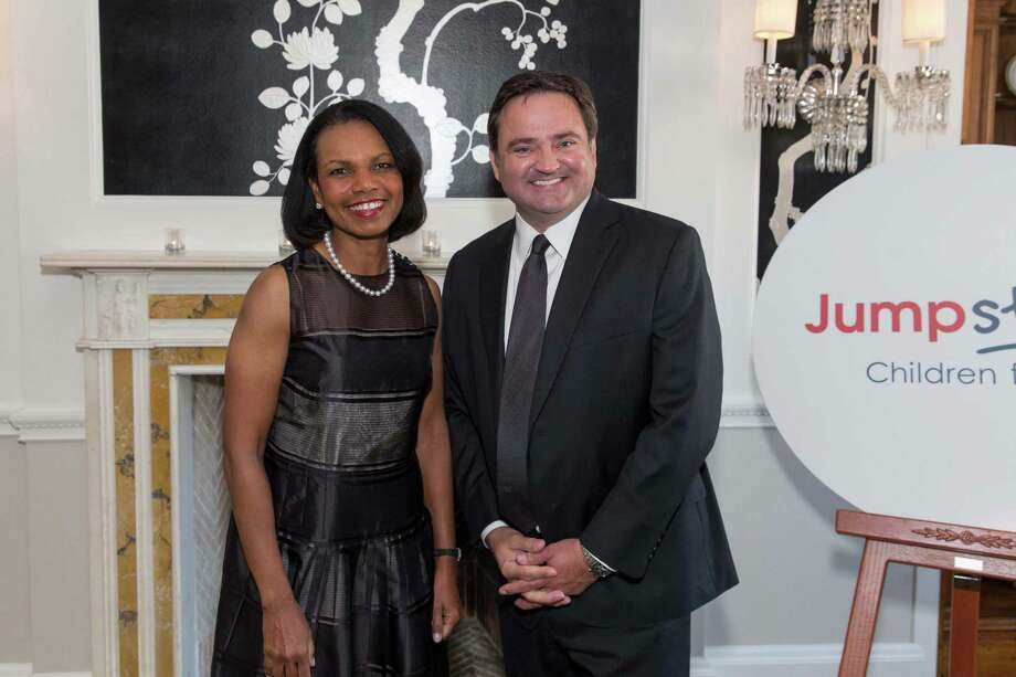 Condoleezza Rice and Scott McGrew were featured guests at Jumpstart Scribbles to Novels at The Fairmont San Francisco on May 31, 2014 Photo: Drew Altizer, Drew Altizer Photography / Copyright 2014 Drew Altizer