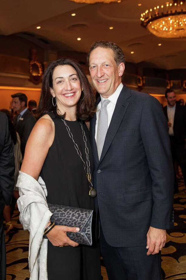 Pam Baer and Larry Baer at Jumpstart Scribbles to Novels at The Fairmont San Francisco on May 31, 2014 Photo: Laura Morton For Drew Altizer, Drew Altizer Photography / Drew Altizer Photography