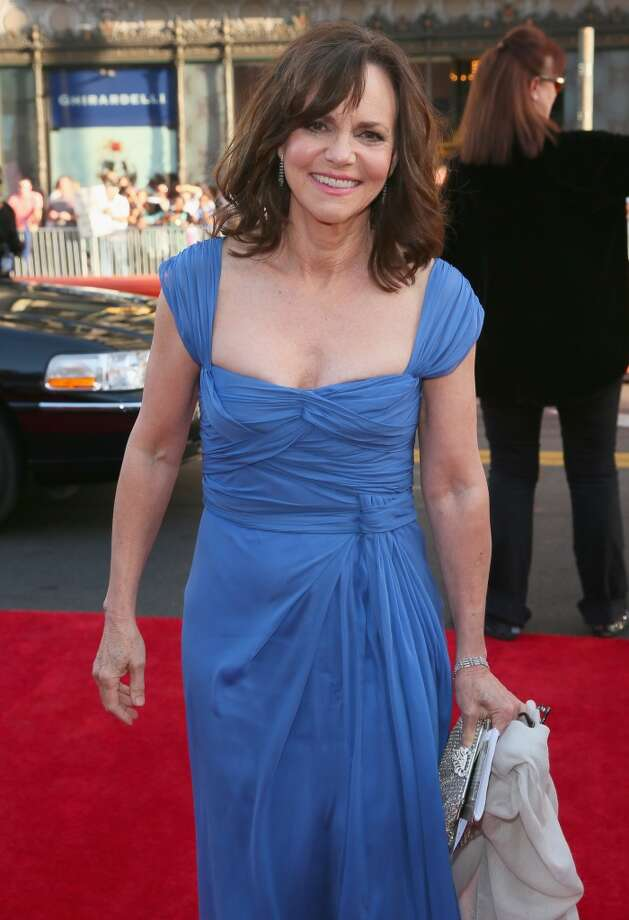 Actress Sally Field attends the 2014 AFI Life Achievement Award: A Tribute to Jane Fonda at the Dolby Theatre on June 5, 2014 in Hollywood, California. Photo: Mark Davis, Getty Images For AFI
