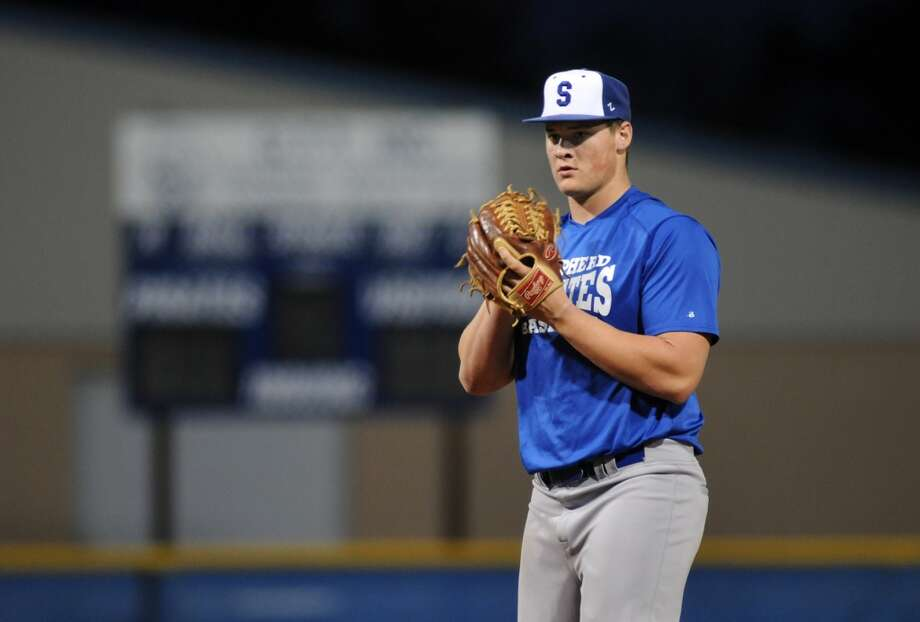 Tyler Kolek - Shepherd High School, RHP  1st round, No. 2 overall - Miami Marlins Photo: Jerry Baker, For The Chronicle