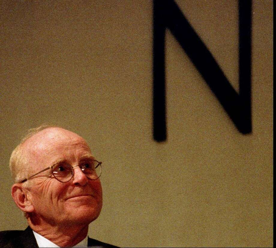 Department store magnate Bruce Nordstrom could swing that, just. He's worth $1.4 billion. Photo: Seattlepi.com File