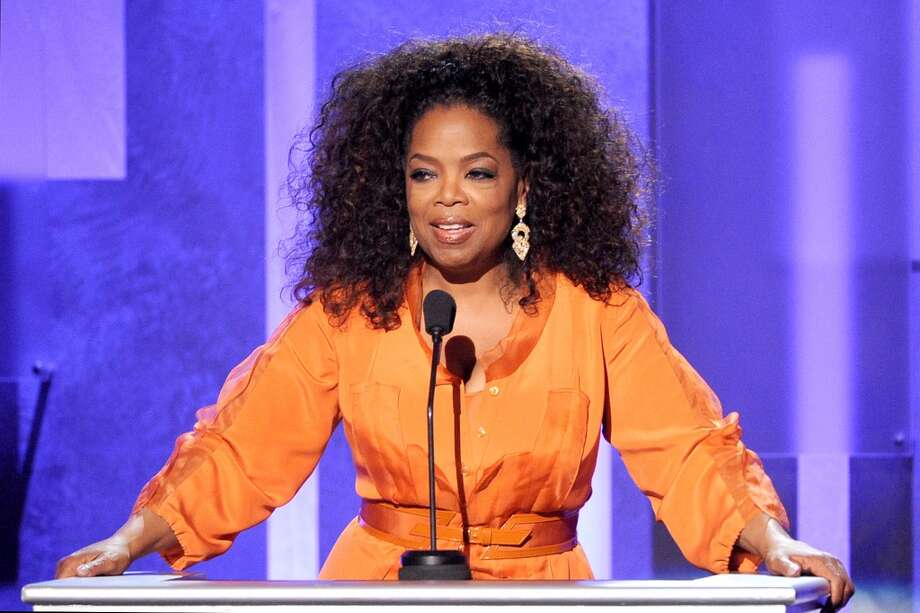 #4 Oprah Winfrey Photo: Kevin Winter, Getty Images