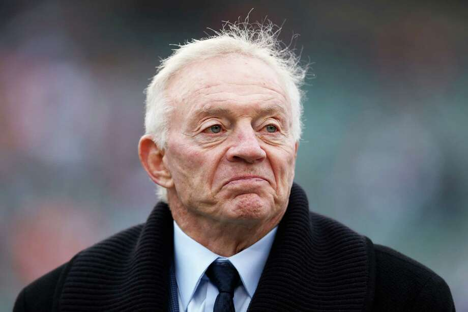 Longview probably wouldn't want to join Jerry Jones' empire, given what he's done to the Dallas Cowboys. Photo: Joe Robbins, Getty Images / 2012 Getty Images