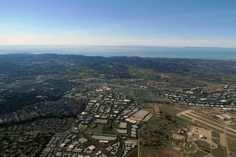 The 10,892 homes in Laguna Hills, Calif., are worth $6.4 billion. Photo: D RAMEY LOGAN, WPPilot/Wikimedia Commons