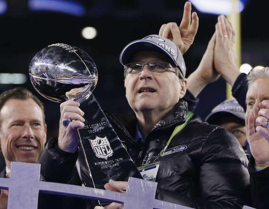 Microsoft co-founder Paul Allen already owns the Seattle Seahawks and Portland Trailblazers. If he wanted a baseball team, we're guessing he'd spend some of his $15.9 billion on a Major League franchise. Photo: Kevin C. Cox, Getty Images