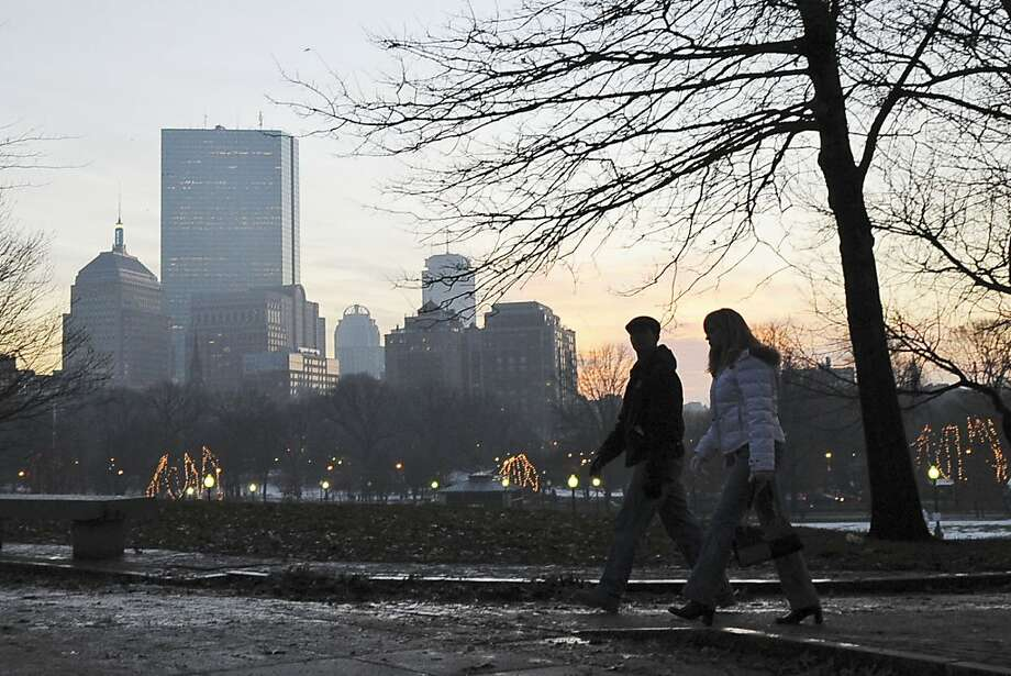 Now we're talking big cities, starting with Boston, which has 114,212 homes, worth