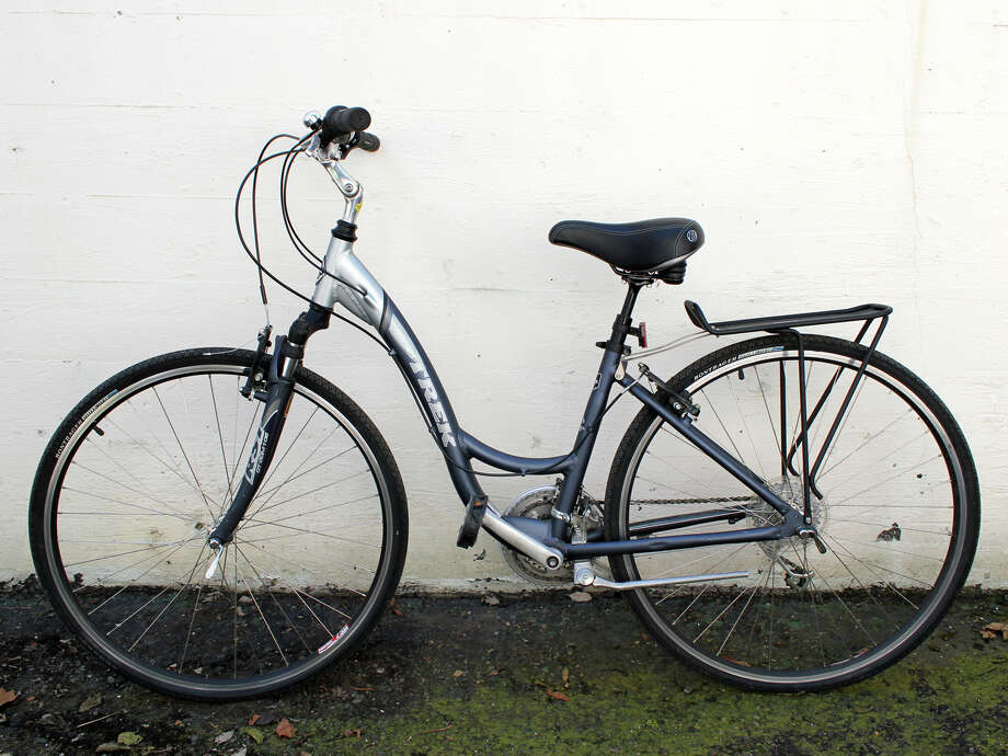 A Trek bicycle that will be available at Seattle Goodwill's 2014 Cyclist Sale. Photo: Kim Merrikin, Seattle Goodwill